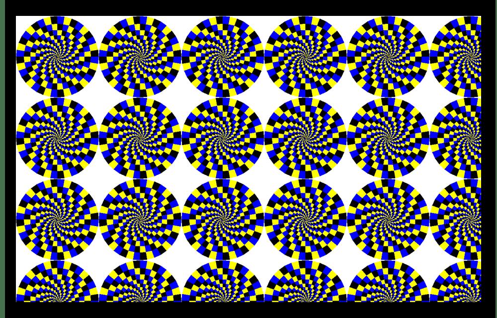 Комплексная проверка монитора при помощи оптических иллюзий в Dead Pixel Tester