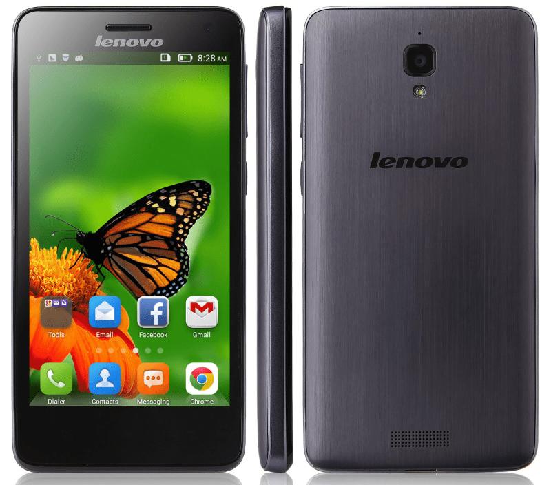 Lenovo S660 подготовка к прошивке смартфона
