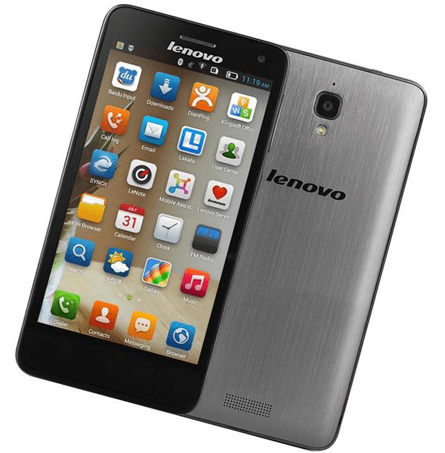 Lenovo S660 прошивка смартфона на любую версию Андроид