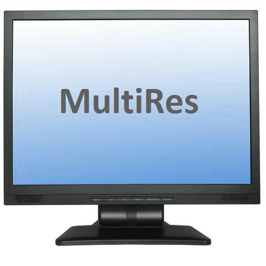 Логотип программного продукта MultiRes
