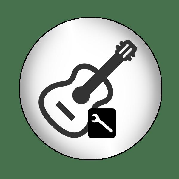Настройка 6-струнной гитары скачать бесплатно