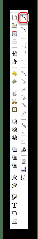 Отключаем параметр Прилипание в Inkscape