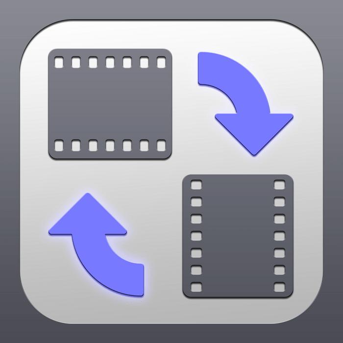 Программы для переворота видео