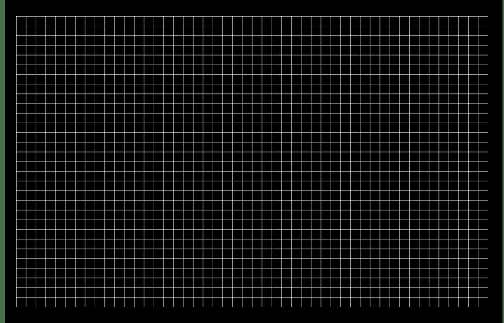 Проверка контраста при помощи сетки в TFT Монитор Тест