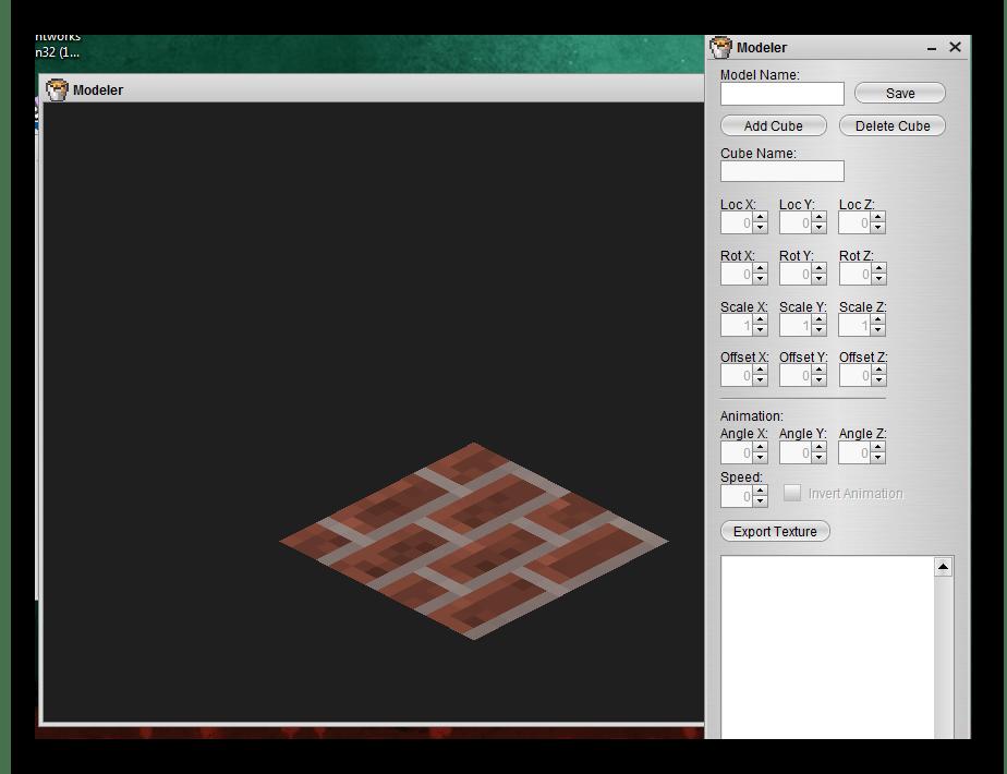 Редактор блоков Linkseyi`s Mod Maker