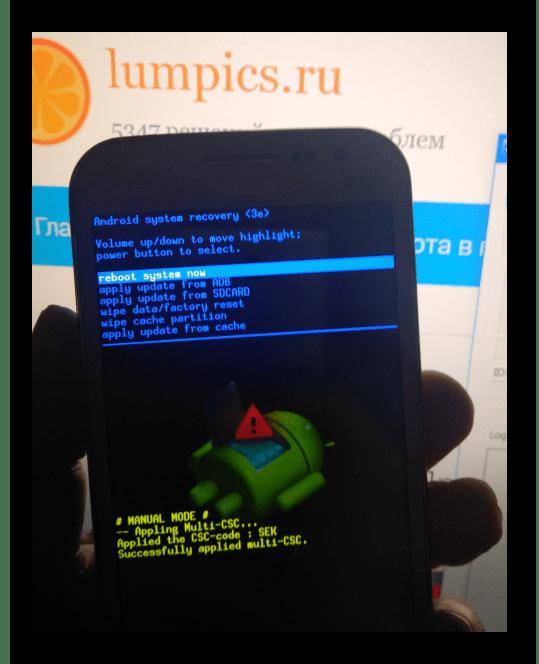 Samsung GT-i8552 Galaxy Win Duos Kies заводская среда восстановления
