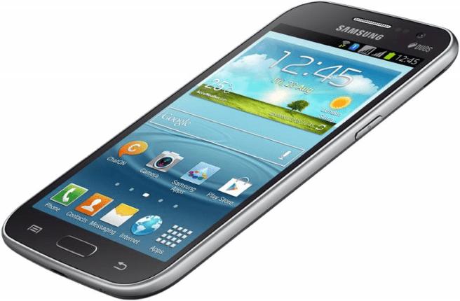 Samsung GT-i8552 Galaxy Win Прошивка через Odin