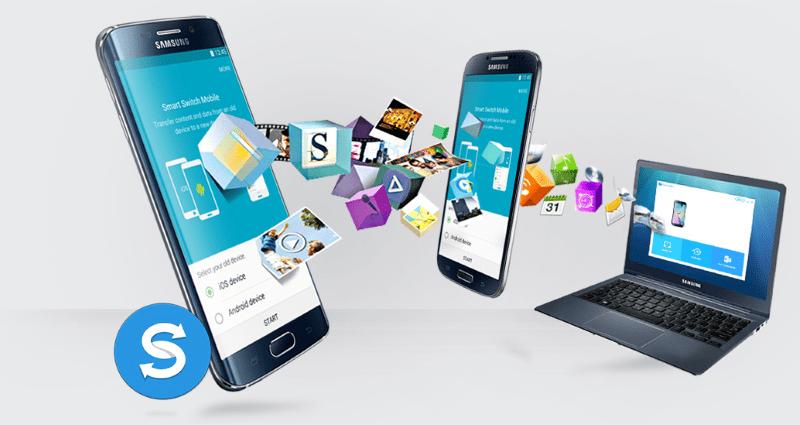 Samsung Galaxy S3 GT-I9300 Smart Switch для обновления прошивки