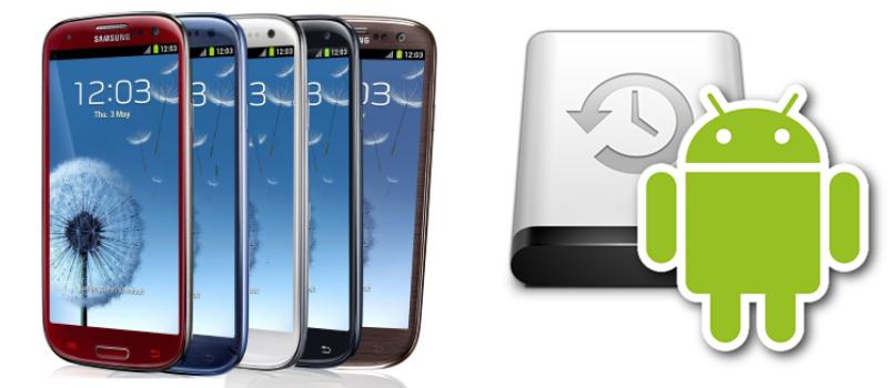 Samsung Galaxy S3 GT-I9300 бэкап всего важного перед прошивкой