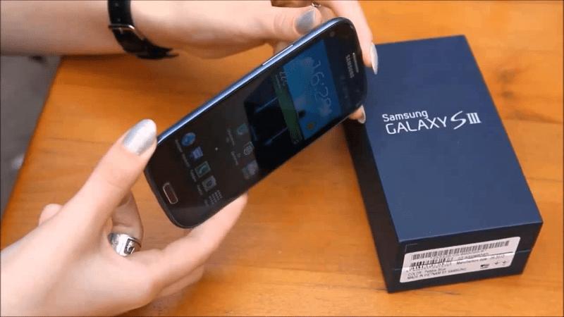 Samsung Galaxy S3 GT-I9300 способы прошивки смартфона