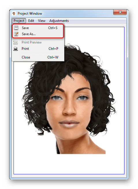 Сохранение файлов изображений в формате PNG в jKiwi
