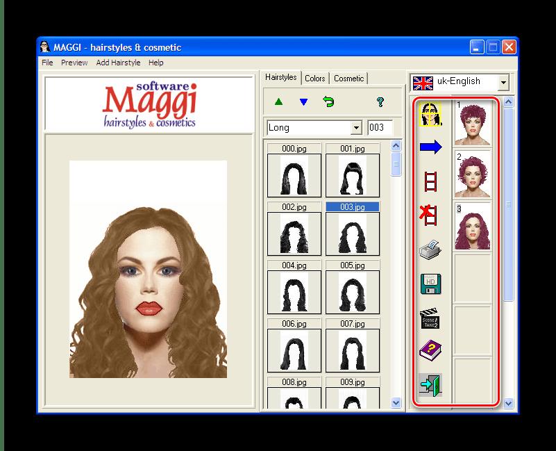 Сохранение и вывод результатов работы в Maggi