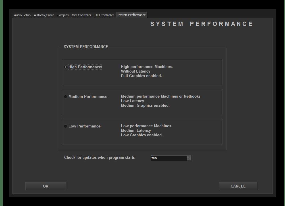 Возможность определения качества обработки и сохранения готовой композиции в DJ ProMixer
