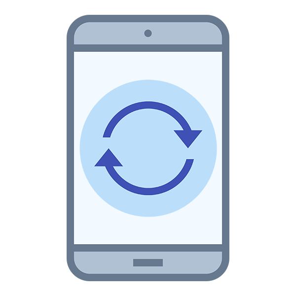 Как сбросить настройки Android