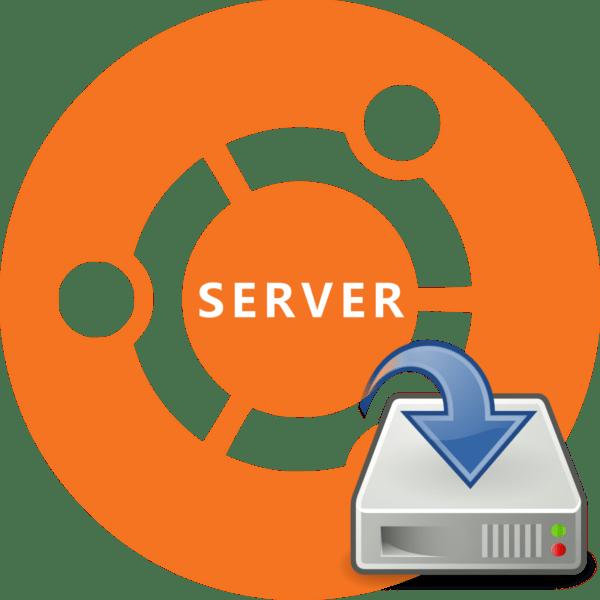установка ubuntu server