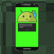 Как исправить «android.process.acore произошла ошибка»