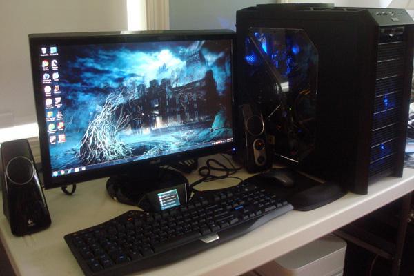 Компьютер для геймера
