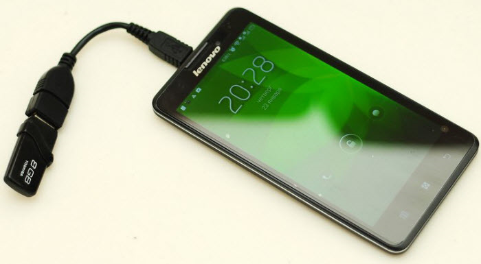 Lenovo P780 Бэкап телефона перед прошивкой