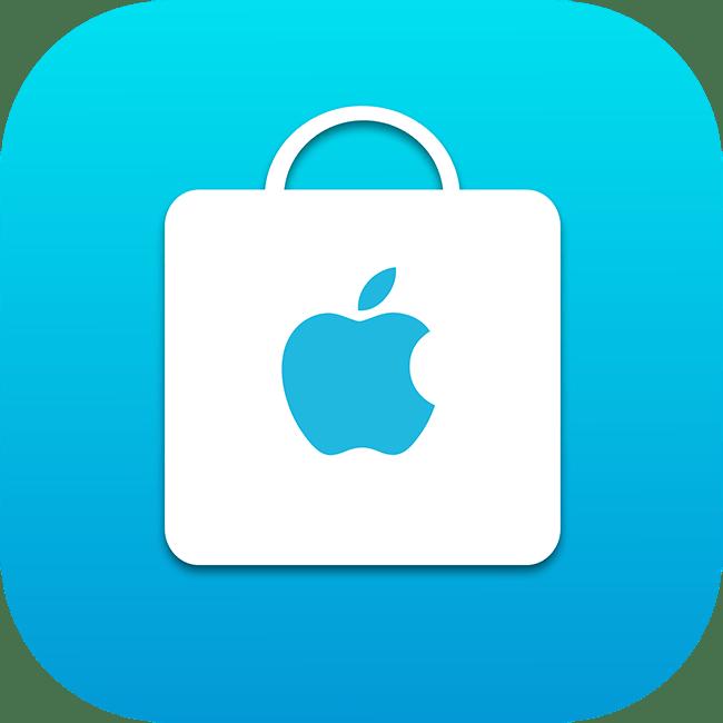 Логотип приложений для iOS устройств
