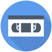 Оцифровка видеокассет лого