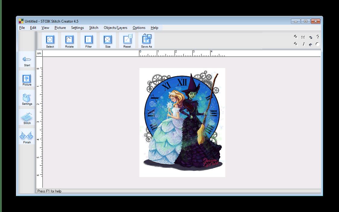 Загрузка изображения STOIK Stitch Creator