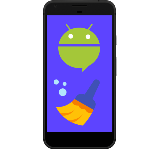 как почистить телефон андроид от ненужных файлов