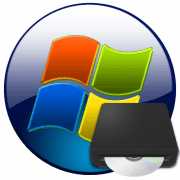 Дисковод в Windows 7