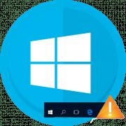 не работает панель задач в windows 10