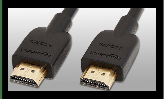 Использования HDMI кабеля монитора