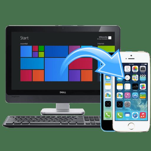 Как скачать видео на iPhone с компьютера