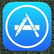 Логотип приложений для ОС iOS