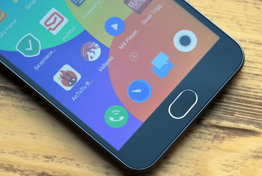 Meizu M2 Mini получение рут-прав на смартфоне