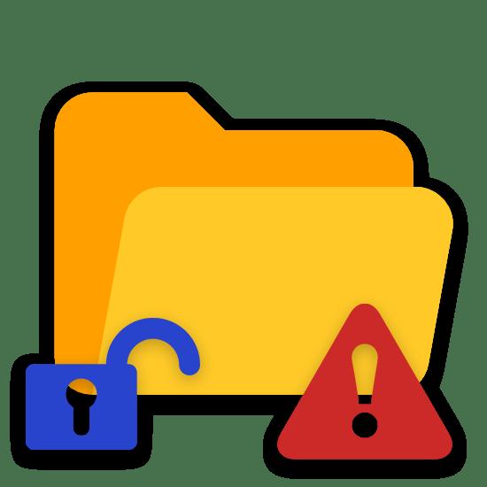 Не открываются папки на компьютере
