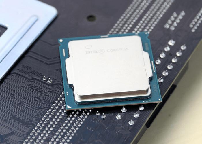 Подготовка процессора Intel Core i5-7600 Kaby Lake к установке
