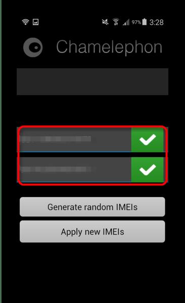 Меняем IMEI на Android-девайсе