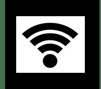 Символьное изображение Вай-Фай