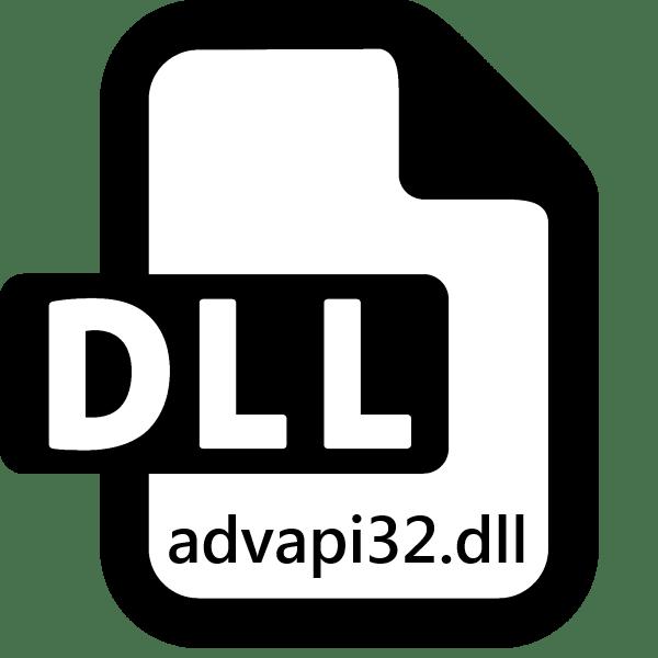 Точка входа в процедуру не найдена в библиотеке DLL ADVAPI32.dll