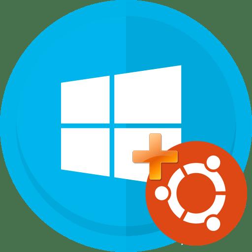 Установка ubuntu на одном диске с windows 10