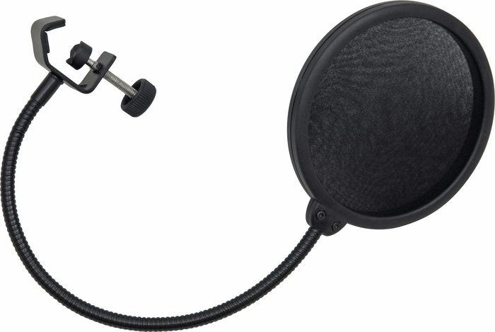 Использование внешнего фильтра для микрофона