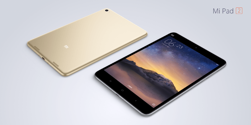 Xiaomi MiPad 2 Способы прошивки аппарата