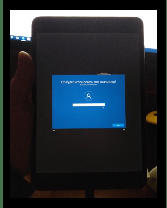 Xiaomi MiPad 2 - определение основных параметров Windows 10