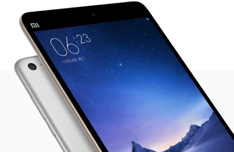 Xiaomi MiPad 2 прошивка планшета через MiFlash