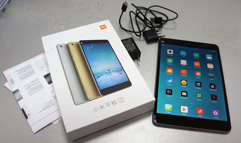 Xiaomi MiPad 2 создание бэкапа перед прошивкой