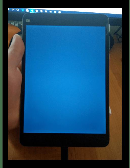 Xiaomi MiPad 2 загрузка с флешки с файлами автоустановки Виндовс, запуск скрипта