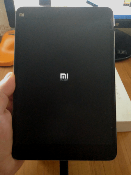 Xiaomi MiPad 2 запуск планшета с флешки для установки Windows 10