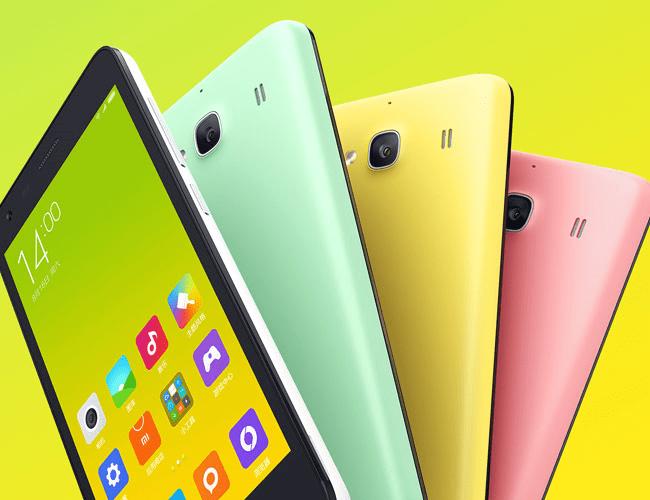 Xiaomi Redmi 2 WCDMA и TD версии смартфона