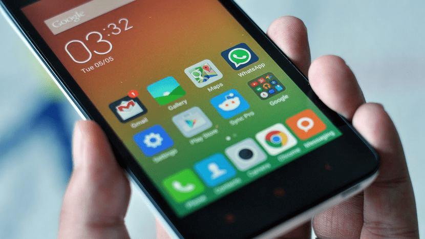 Xiaomi Redmi 2 способы прошивки модели