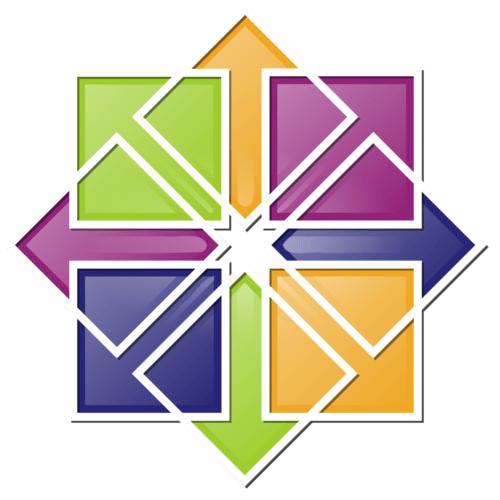логотип centos