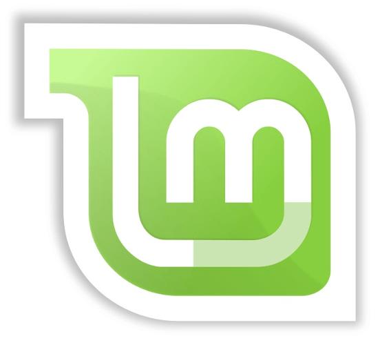 логотип linux mint