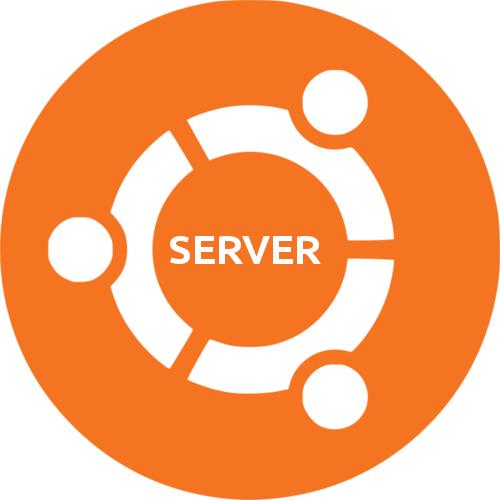 логотип ubuntu server